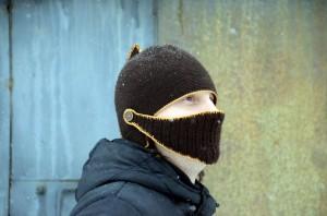 Шлем правая сторона